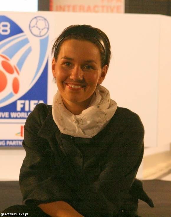 Agnieszka Pilichowska product manager Sony Computer Entertainment Polska.