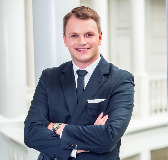 Wojciech Babski, członek zarządu Ciech Sarzyna.