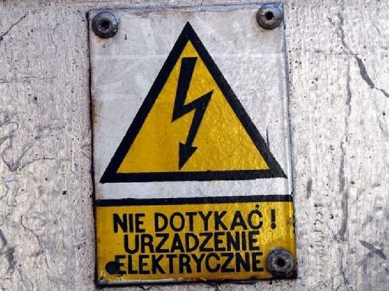 bez energii elektrycznej