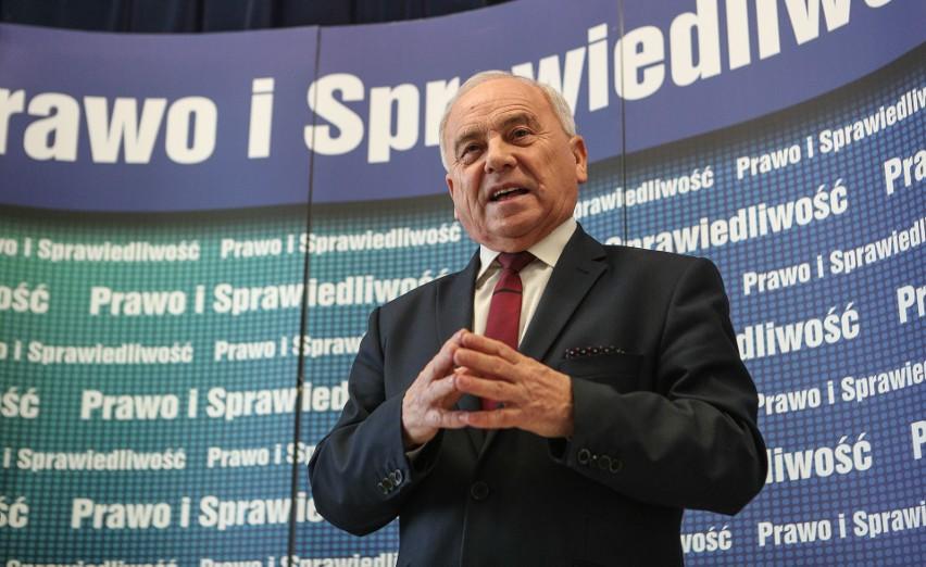 Poseł Prawa i Sprawiedliwości z Rzeszowa Andrzej Szlachta nowym przewodniczącym Komisji Finansów Publicznych