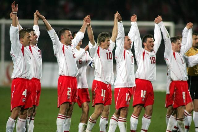 Polscy piłkarze zagrali - szczególnie w drugiej połowie - koncertowo. Osiem goli w siatce rywala wystarcza za komentarz.