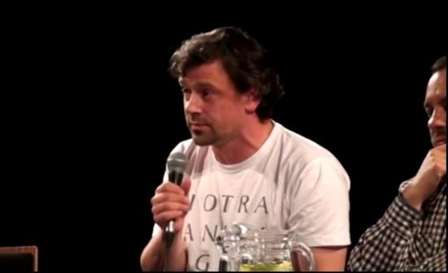 Piotr Janicki pracownik BOSiR został laureatem X Nagrody Literackiej Gdynia