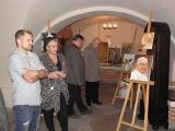 Tylko do soboty można oglądać w Chojnicach obrazy Emilii i Jacka Urbanów