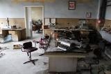 Przerażające zdjęcia z legendarnych poznańskich zakładów. Fabryka wygląda, jakby pracownicy...