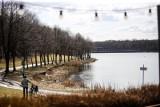 Dolina Trzech Stawów w Katowicach. Sztauwajery są piękne i bezpieczne, bo nie ma tłoku