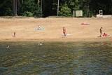 Plaża w Sępólnie Krajeńskim. Nikt nie będzie pilnował i liczył plażowiczów