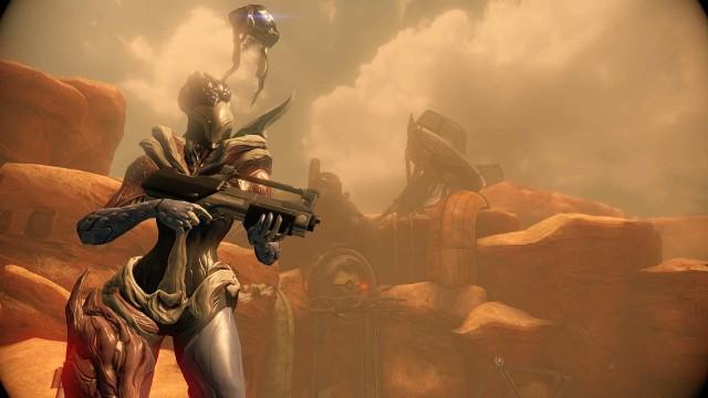 WarframeGra Warframe dołączyła do listy tytułów startowych dla konsoli PlayStation 4
