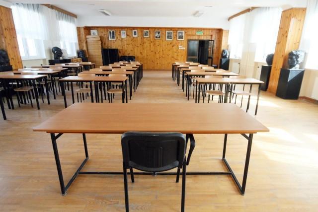 W czasie epidemii szkoły są puste