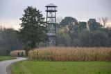 Wieża widokowa w Chałupkach już otwarta. Ale widok! ZDJĘCIA