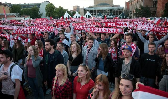 Strefa kibica w Gdańsku