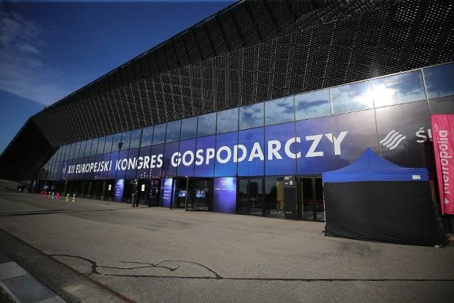 12. Europejskie Kongres Gospodarczy odbywał się w Katowicach od 2 do 4 września