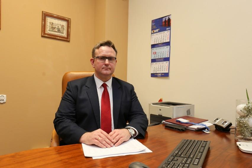 Maciej Olesiński, dyrektor podlaskiego NFZ