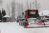 W Sosnowcu na Górce Środulskiej armatki i ratrak pracują pełną parą. Kiedy stok narciarski będzie otwarty?