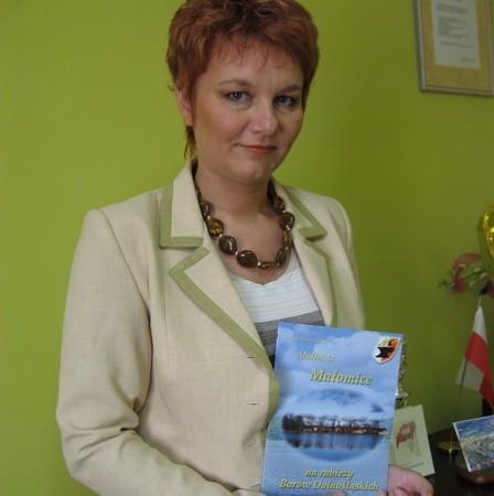 - Monografia Małomice na rubieży Borów Dolnośląskich to dopiero dobry początek publikacji o gminie - zapowiada burmistrz Małgorzata Sendecka.