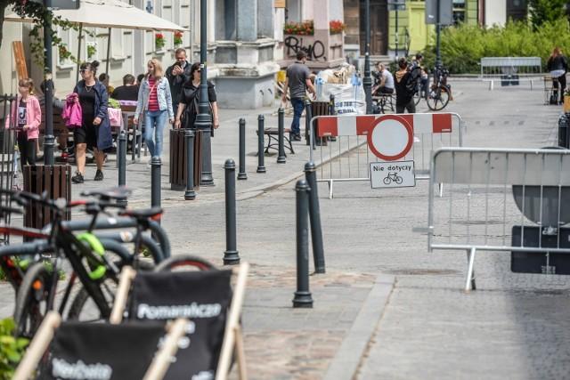 Gdańsk: Od czwartku ulica Wajdeloty częściowo zamknięta dla samochodów 11.06.2020