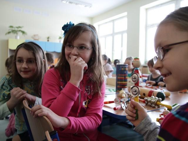 Dzieci odkrywają talentyDzieci odkrywają talenty