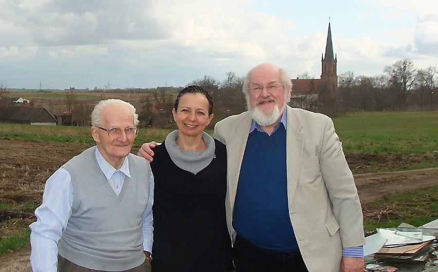 Grudziądz: Anglik Robert Taylor odnalazł w Polsce ojca