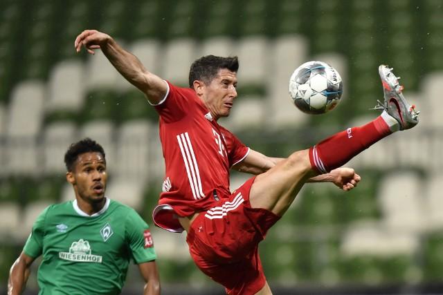 Bayern mistrzem ósmy raz z rzędu! Pieczątka Lewandowskiego