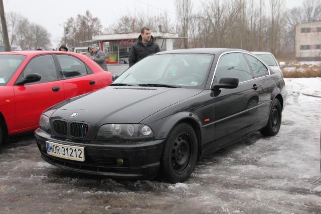 BMW Seria 3, 2000 r., 2,0, ABS, centralny zamek, elektryczne szyby i lusterka, immobiliser, wspomaganie kierownicy, 12,5 tys. zł