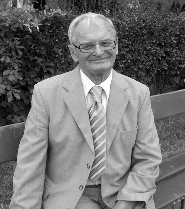 Jan Ejankowski zmarł w sobotę, 28.11.2015 r.