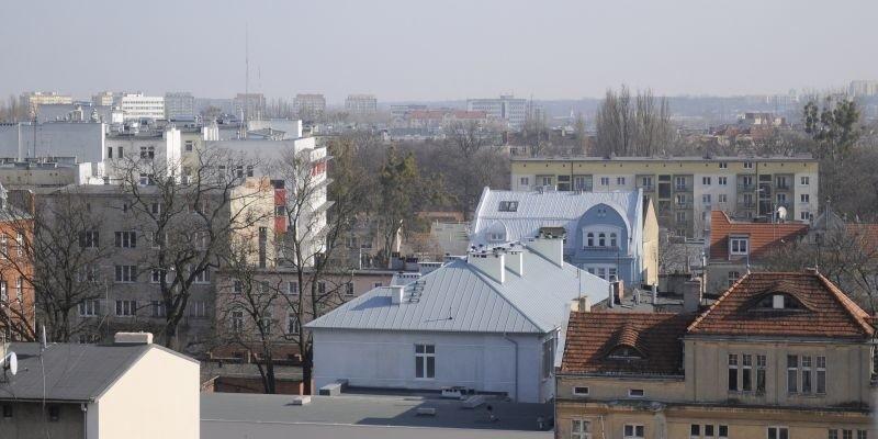 Panorama Bydgoszczy...