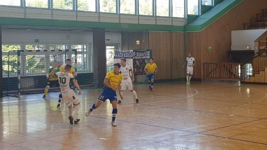 Futsaliści Luxiony AZS UMCS Lublin przegrali w Rudzie Śląskiej 5:6
