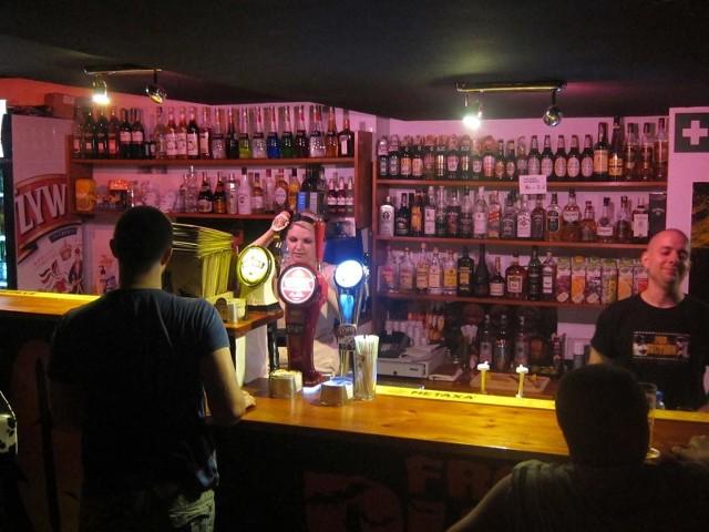 Pub Fiction - na rockowo nada sens Twemu nałogowi