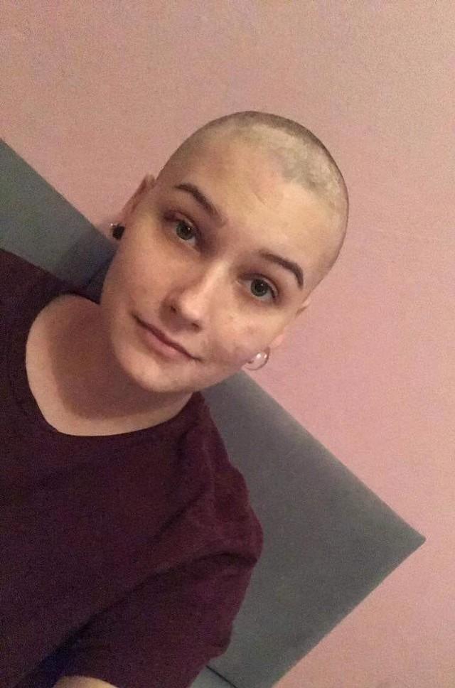 Klaudia przechodzi chemioterapię, która jest dużym obciążeniem dla jej organizmu