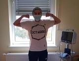 Dominik Wojdalski, piłkarz i trener spod Grójca, zakończył leczenie. Wygrywa z białaczką 2:1 (ZDJĘCIA)