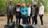 Sprzątanie świata oficjalnie rozpoczęte z Nadleśnictwem Bielsk Podlaski
