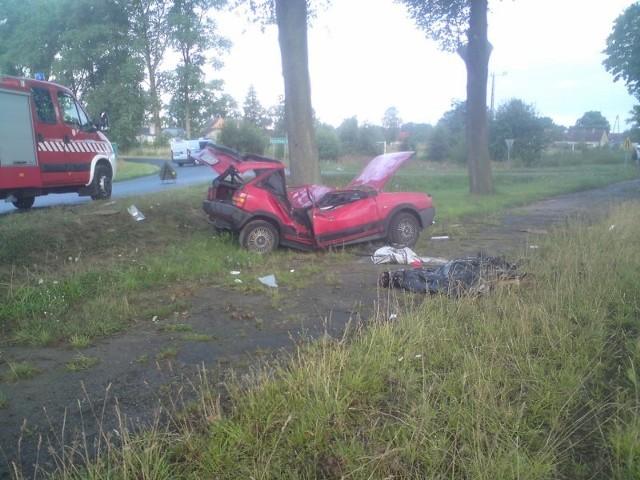 Wypadek w KukulowieTragiczny wypadek w Kukulowie.