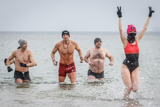 Morsowanie z Igorem Janikiem w Gdańsku Jelitkowie odbywa się regularnie co niedziela o godz. 9.30