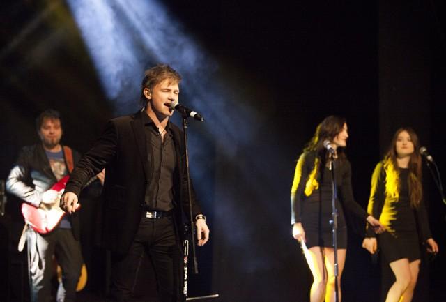 Romuald Lipko Band to m.in. także  Grzegorz Wilk, Sara Kominek i Asia Smajdor