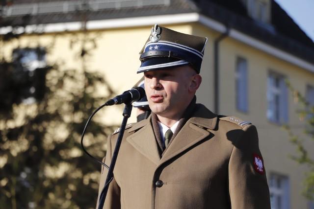 Ppłk Tomasz Kłonowski