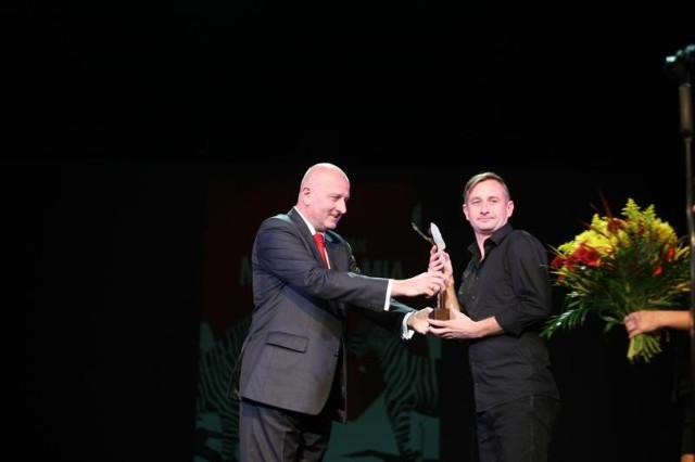 Serhij Żadan - ukraiński pisarz otrzymał Literacką Nagrodę Europy Środkowej Angelus
