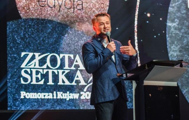 """Prezentujemy kolejne zdjęcia z 7 września z gali 24. edycji Złotej Setki Pomorza i Kujaw. Oto jej laureaci, którzy przybyli do bydgoskiej Opery. Pełne rankingi i informacje o wyróżnionych firmach znajdą Państwo w dodatku specjalnym (który ukaże się 14 września z """"Gazetą Pomorską"""" kupioną w kiosku lub czytaną na Prasa24.pl). Złota Setka Pomorza i Kujaw 2019. Przeczytaj też:  Archiwalny zapis relacji z gali 24. edycji rankingu Złota Setka Pomorza i Kujaw"""