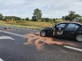 Czarna seria wypadków drogowych w Łódzkiem. Trzy osoby nie żyją - wszyscy poruszali się na motocyklach ZDJĘCIA