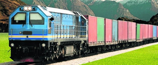 W kwietniu ubiegłego roku zaczęły kursować pociągi z towarami między Chengdu w środkowych Chinach a Łodzią
