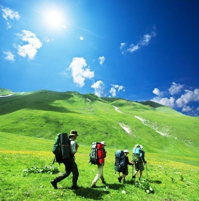 Turyści w tym roku masowo ruszyli w góry.
