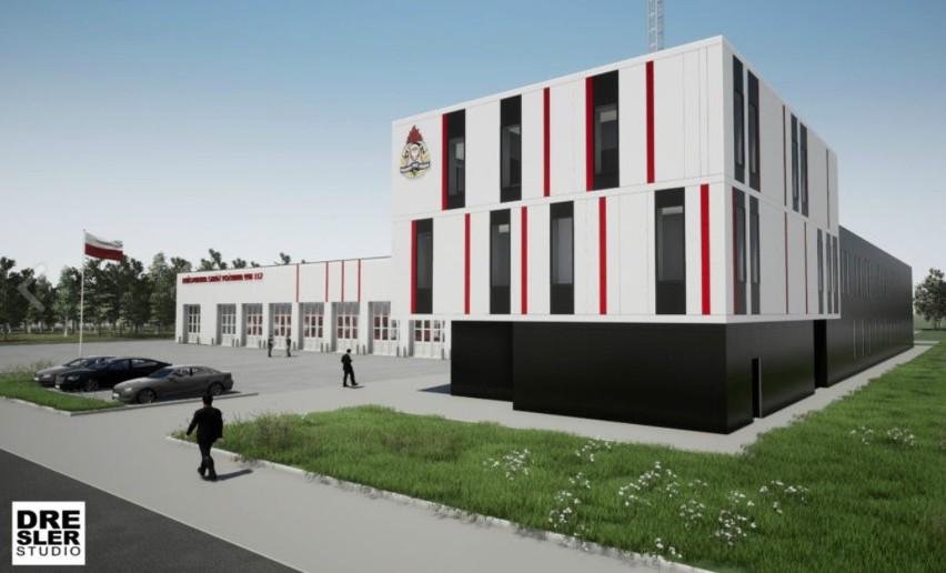 Ponad sześć milionów złotych będzie kosztować budowa nowej...