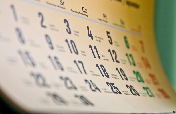 W Polsce jest 13 dni wolnych ustawowo od pracy.