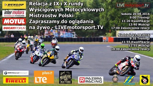 """Na Torze """"Poznań"""" przez dwa najbliższe dni będą rządzić wyścigowe motocykle"""