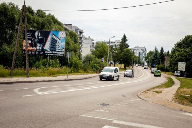 Przebudowa al. Tysiąclecia Państwa Polskiego ma się zakończyć w ciągu 10 miesięcy od podpisania umowy z wykonawcą.