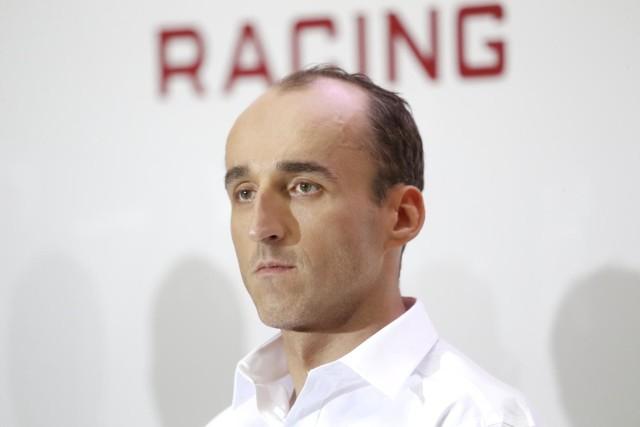 Robert Kubica miał wirtualny wypadek i wycofał się z wyścigu