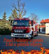 OSP Suchy Las: Gmina pomoże uruchomić uziemiony wóz strażacki?