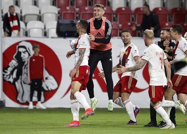 ŁKS Łódź wygrał, ale to nie jest jeszcze ekipa z charakterem