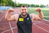 Konrad Bukowiecki wyleczył uraz i trenuje przed igrzyskami