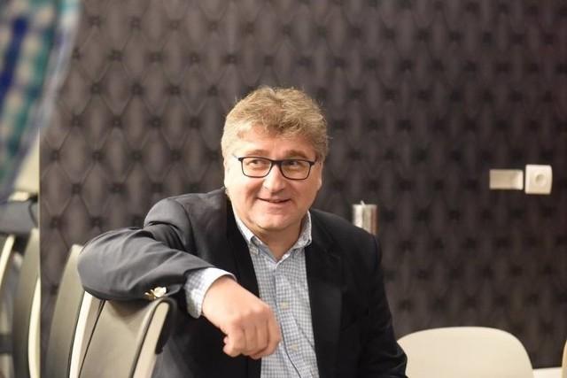 Janusz Jasiński, przewodniczący rady nadzorczej Grono S.S.A.