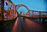 Ostrów Tumski, Most Tumski i plac Nowy Targ już gotowe na święta Bożego Narodzenia (ZOBACZ ZDJĘCIA)
