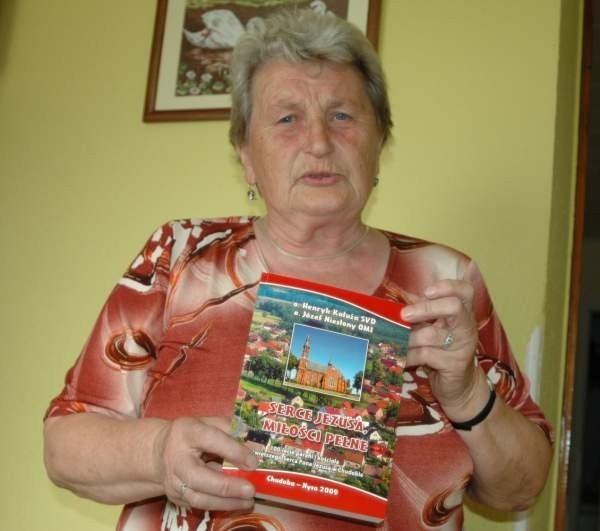 Książkę można kupić u Adelajdy Sobańskiej.